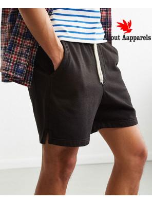 Men-Cotton-Fleece-Volley-Short