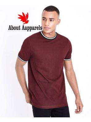 Pk-Green-Tipped-Fashion-Sport-Stylish-Custom-T-Shirt