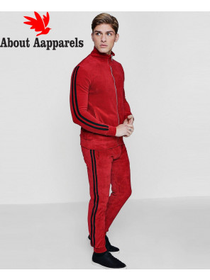 Red-Velour-Stripe-Tracksuit