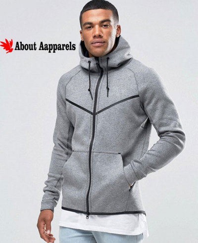 About-Apparels-Tech-Fleece-In-Grey-Zip-Up-Hoodie