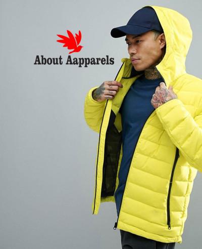 Activewear-Tube-Weave-Puffer-Jacket-in-Neon-Yellow