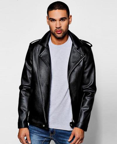 Asymmetric-Faux-Leather-Black-Biker-Jacket