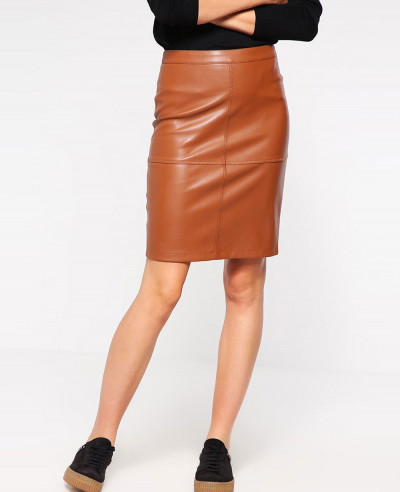 Best-Selling-Fashion-Leather-Pencil-Skirt