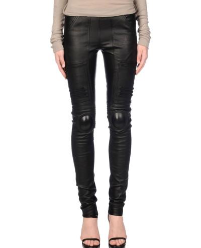 Black-Ultra-Skinny-Women-Leather-Pant
