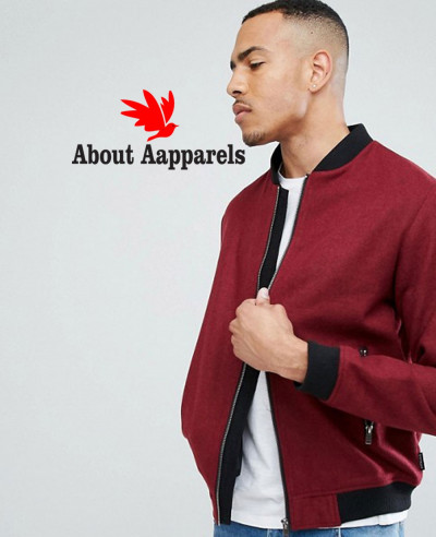 Burgundy-Wool-Bomber-Jacket