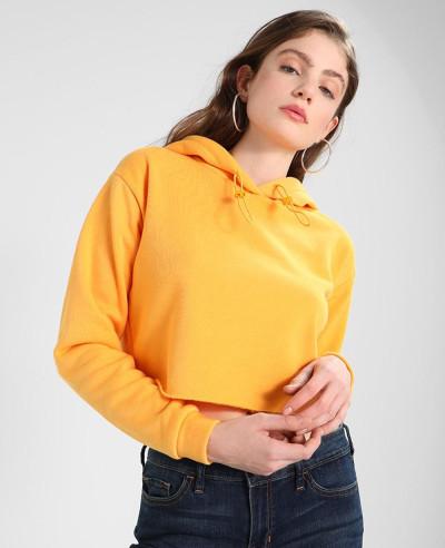 Fashion-Cropped-Hoodie