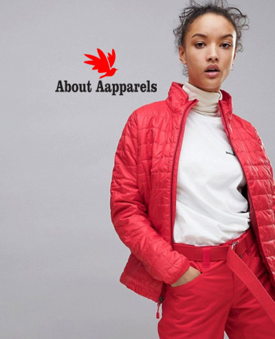 Fashion-Puffer-Padded-Jacket-In-Red