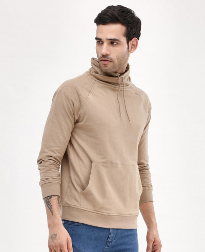 Funnel-Neck-Quilted-Panel-Sweatshirt