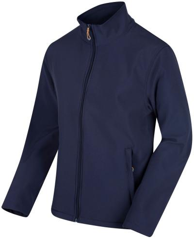 Funnel-Neck-Softshell-Jacket-Navy