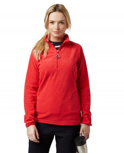 Half-Zipper-Polar-Fleece-Jacket