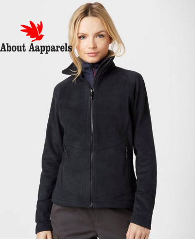 High-Quality-Black-Full-Zipper-Micro-Fleece-Jacket