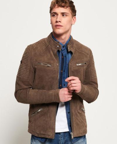 High-Quality-Men-Custom-Premium-Suede-Racer-Jacket