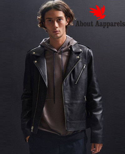 High-Real-Leather-Moto-Jacket