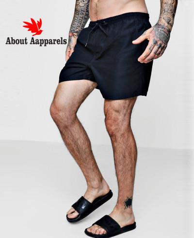 Men-Hot-Selling-Fashion-Plain-Swim-Short