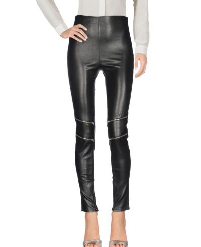 New-Custom-Lambskin-Leather-Casual-pants
