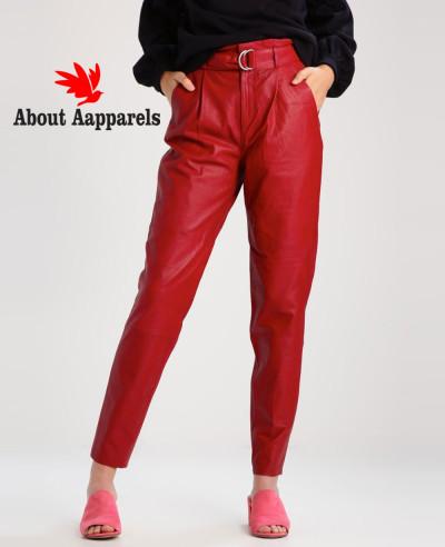 New-Fashion-Lambskin-Biker-Leather-Trouser-Pant