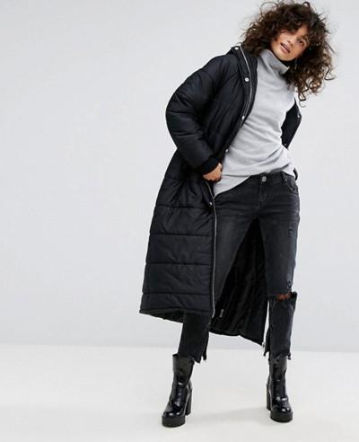 New-Fashion-Longline-Padded-Jacket