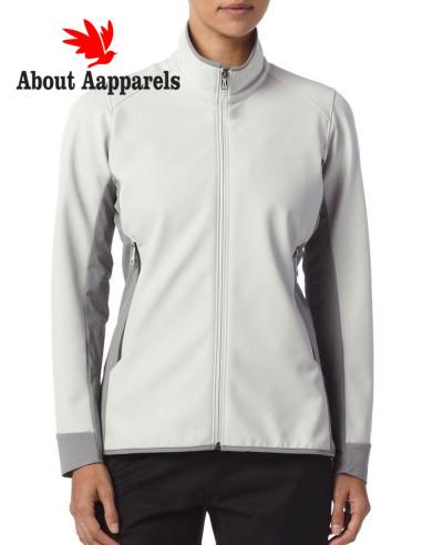 New-Grey-Fashion-Softshell-Jacket