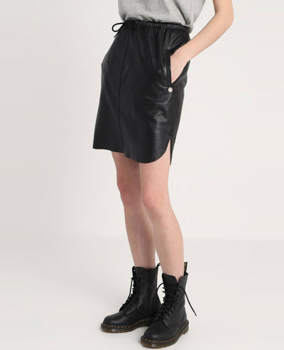 New-Hot-Selling-Leather-Skirt