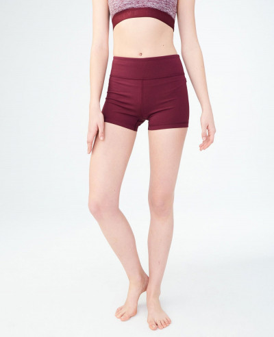 New-Maroon-Solid-Volleyball-Short
