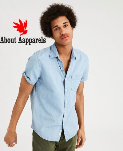 New-Stylish-Short-Sleeve-Shirt