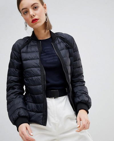 Raglan-Quilted-Padded-Down-Jacket