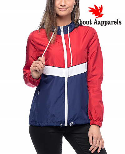 Red-White-&-Navy-Windbreaker-Jacket-Raglan-Sleeves
