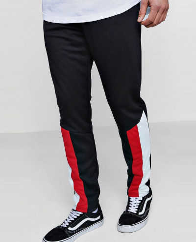 Skinny-Fit-Colour-Block-Panel-Joggers