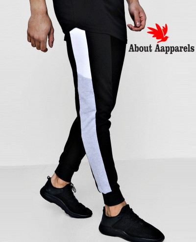 Skinny-Fit-Side-Panelled-Sweatpant-Joggers