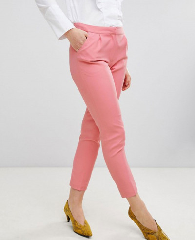 Slim-Fit-Cotton-Leg-Trousers-Co-Ord