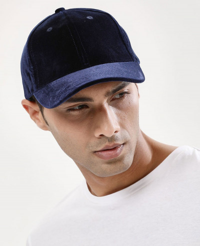 Soft-Curved-Peak-Cap-in-Velvet