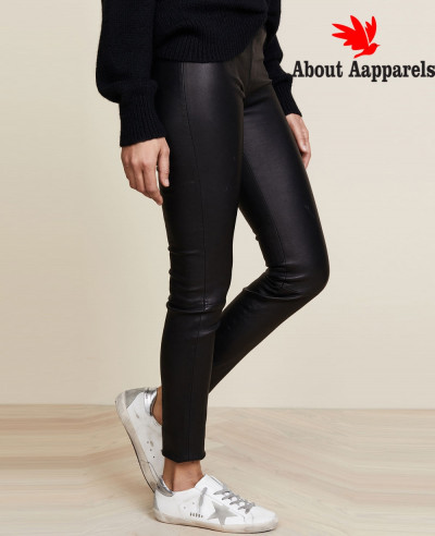 Stretch-Leather-Pants