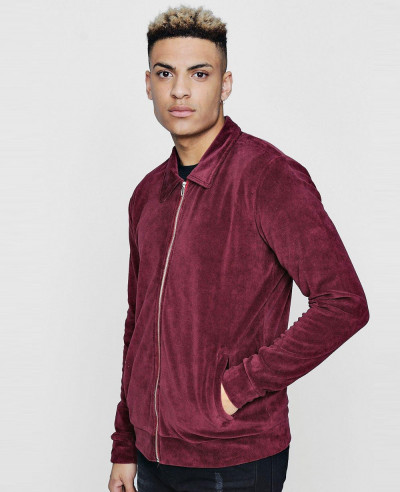 Velour-Men-High-Quality-Custom-Sweatshirts-Jacket