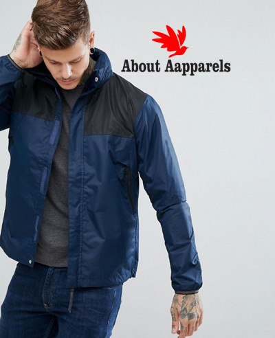 Windbreaker-in-Navy-Jacket