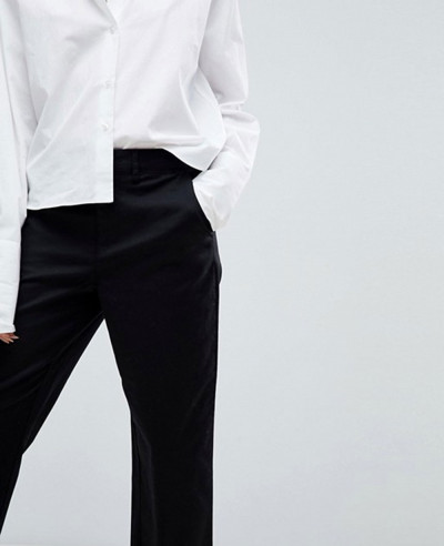 Women-Chino-Cotton-Trousers-in-Black