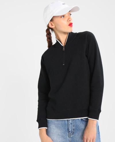 Women-Half-Zipper-New-Sweatshirt