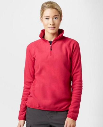 Women-Hartsop-Half-Zipper-Micro-Fleece-Jacket