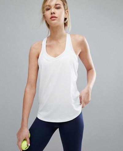 Women-White-Cotton-Tank-Top