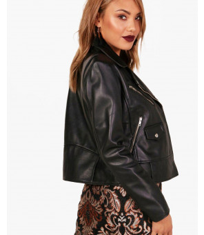 New-Fashion-Leather-Biker-Jacket