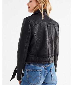 New-Style-Black-Faux-Leather-Moto-Jacket