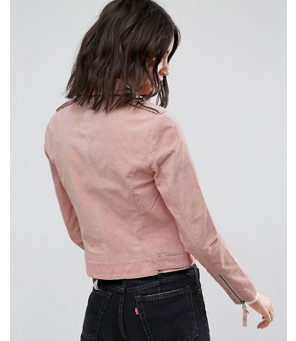 Women-High-Quality-Custom-Suede-Biker-Jacket