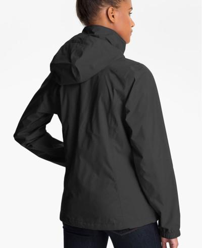 All-Black-Women-Waterproof-Softshell-Jacket