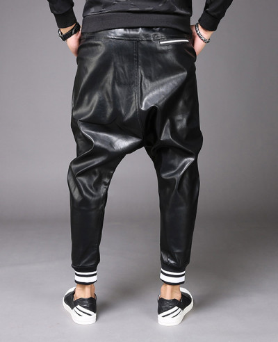 Baghi Style Men Leather Pant