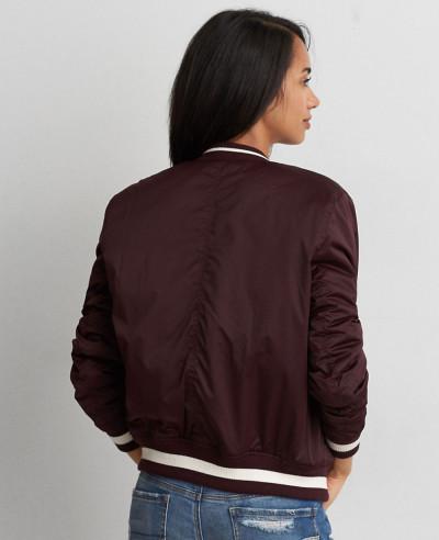 Best-Selling-Women-Burgundy-Style-Classic-Bomber-Varsity-Jacket