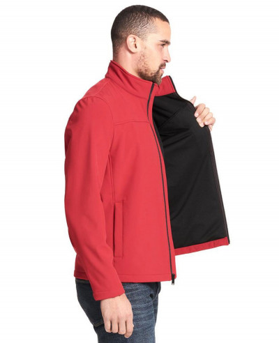 Famous Maker Breathable Water Resistant Softshell Jacket