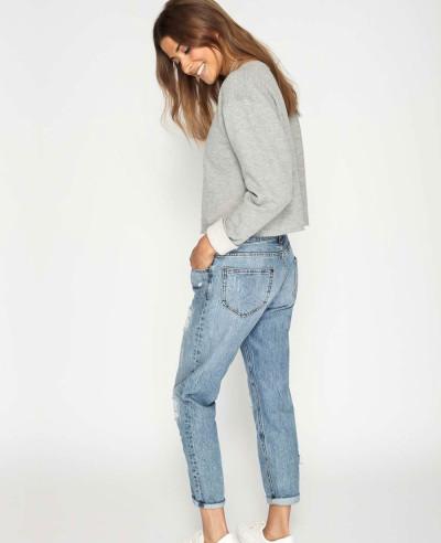 Grey-Cropped-Sweatshirt-Crop-Top