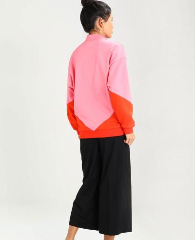 High Quality Most Selling Fashion Half Zipper Sweatshirt