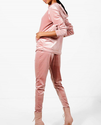 Hot-Selling-Velour-Hooded-Tracksuit