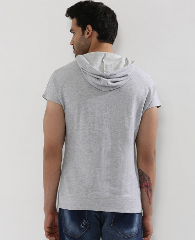 Kangaroo Pocket Hooded Sweatshirt