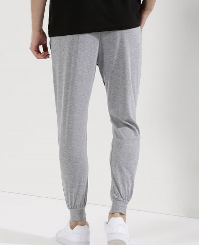Men Charcoal Custom Sweatpant Jogger